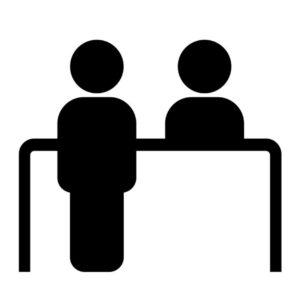 Receptionist Symbol